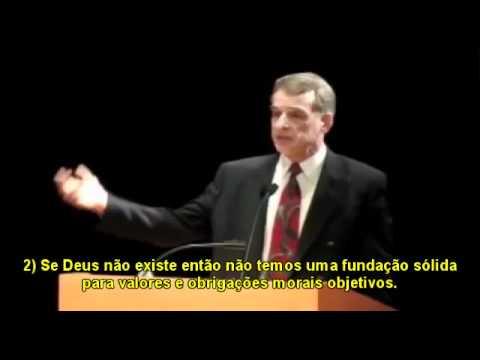 Dr. W. L. Craig - A Irracionalidade do Ateísmo