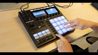 Download Lagu Native Instruments Maschine 3 First Look Mp3