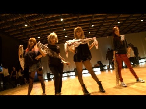 "2NE1 – ""I LOVE YOU"" Dance Practice Video"