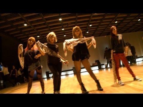 "2NE1 - ""I LOVE YOU"" Dance Practice Video"