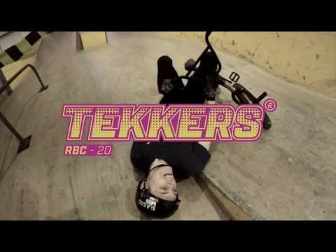 "Mike Hullock ""TEKKERS"" - Radio Bikes"