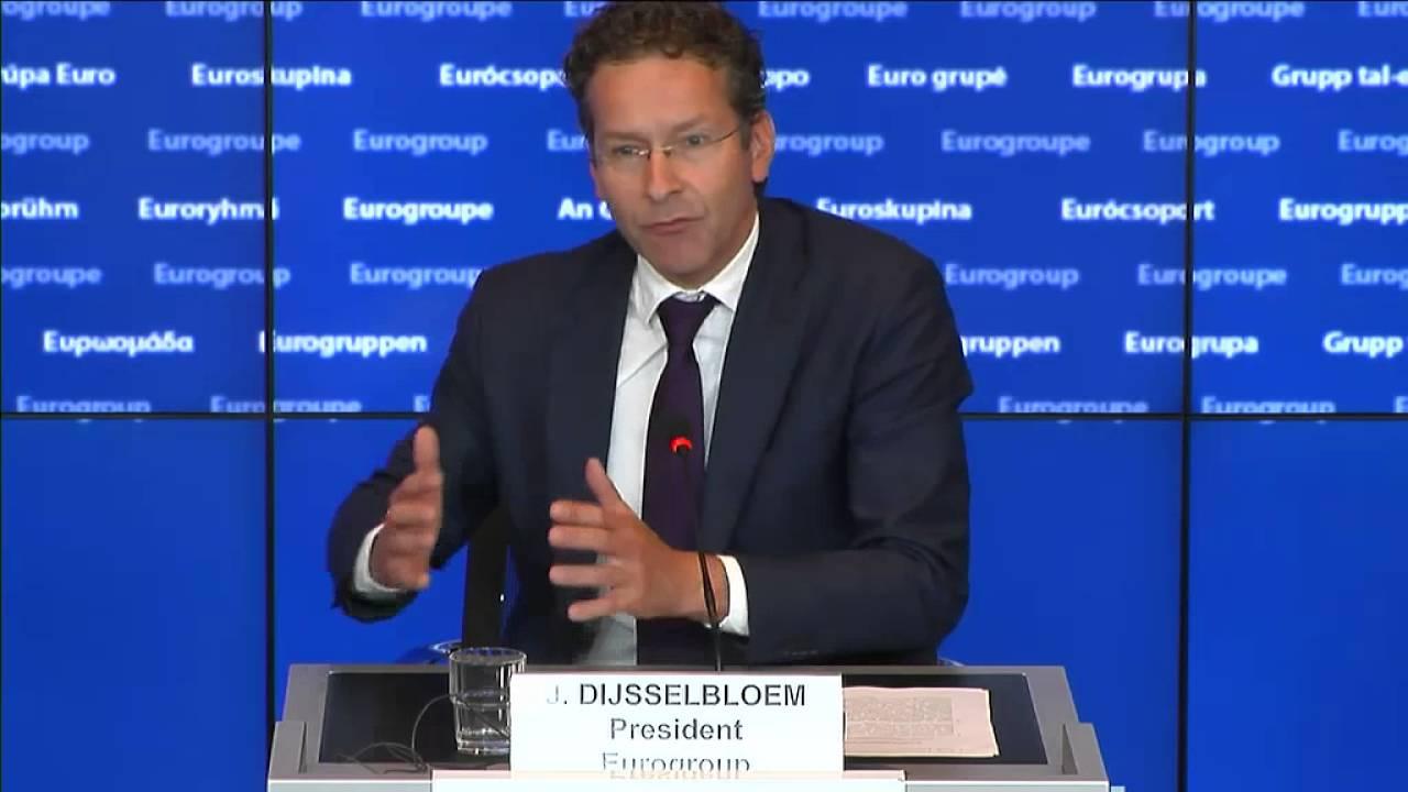 Ντέισελμπλουμ: Εμβάθυνση της συνεργασίας στην Ευρωζώνη ανεξαρτήτως του βρετανικού δημοψηφίσματος