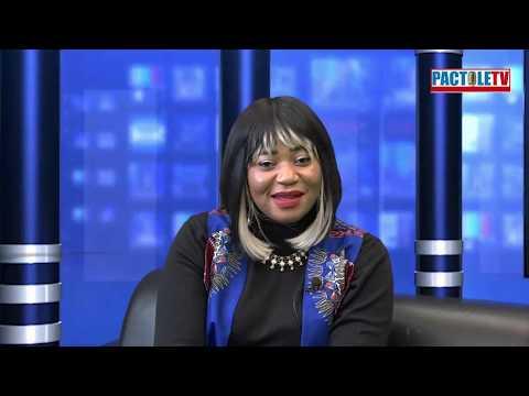 Yvonne Ngalula chez Voici mon oeuvre pour ses deux albums