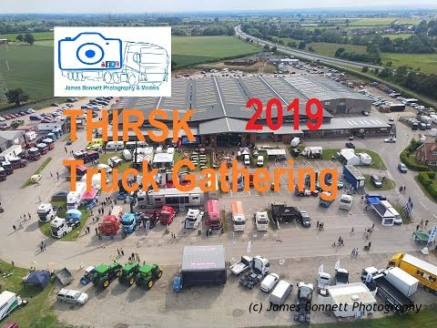Thirsk Truck Gathering 2019