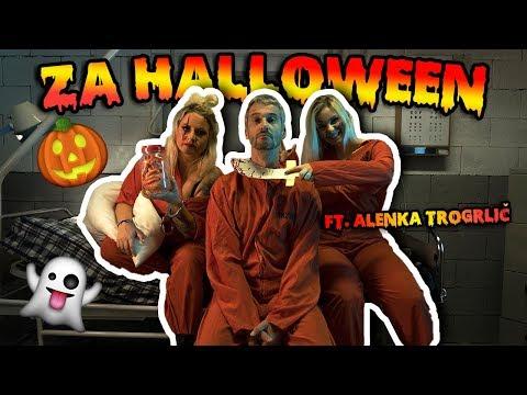 Za Halloween ft. Alenka Trogrlič | GVERILSKI COVER