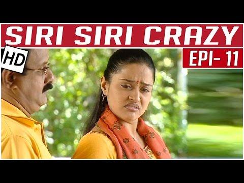 Siri-Siri-Crazy-Tamil-Comedy-Serial-Crazy-Mohan-Episode-11-Kalaignar-TV