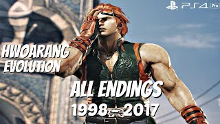 Video TEKKEN SERIES - All Hwoarang Endings 1998 - 2017 [1080P 60FPS] PS4 Pro MP3, 3GP, MP4, WEBM, AVI, FLV Februari 2019