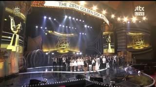 Download Lagu 140116 A Pink - Opening @ JTBC 28th Golden Disk Awards [1080P] Mp3