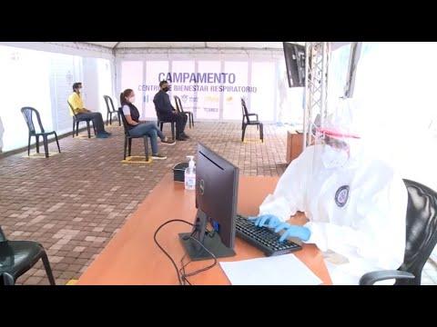 Centros de Bienestar Respiratorio, cuidan de las personas y sus familias