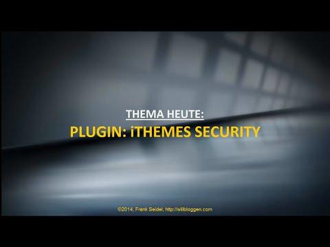 WordPress-Plugin: iThemes Security