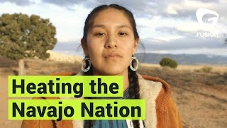 High school senior Kelly Charley is developing a solar heater for the thousands of homes in the Navajo Nation that don't have access to electricity. Many people ...