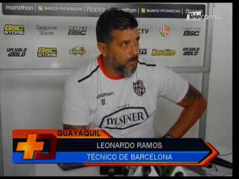 Barcelona jugará con Santa Rita este miércoles por Copa Ecuador