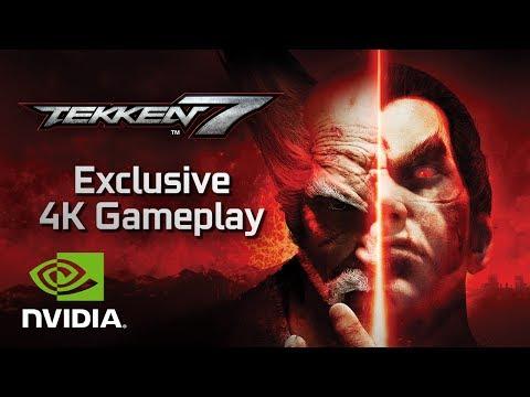 Tekken 7 : vidéo de gameplay 4K sur PC