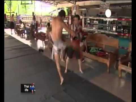 La Boxe Thai ou Muay Thai en Thaïlande