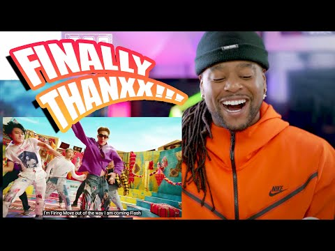ATEEZ(에이티즈) - 'THANXX' Official MV | REACTION!!!