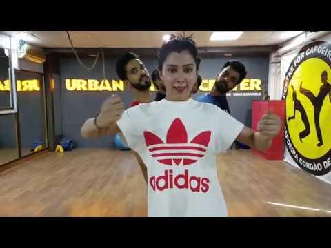 Video BUZZ | Aastha Gill & Priyank Sharma Dance rehearsals download in MP3, 3GP, MP4, WEBM, AVI, FLV January 2017