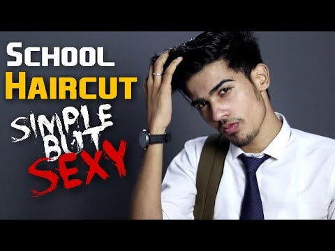 BEST School Haircut for Boys and Men