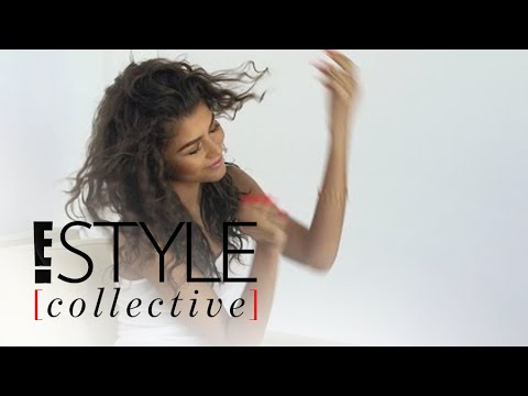 Get the Look: Behind the Scenes With Zendaya | E! Style Collective | E! News