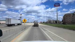 Mendota (IL) United States  city photos gallery : BigRigTravels LIVE! - Effingham, IL to Mendota, IL - Sat Apr 02 12:22:21 CDT 2016