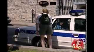 Impersonating A Cop Hidden Camera Prank