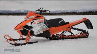 9. 2014 Arctic Cat M8000 SnoPro
