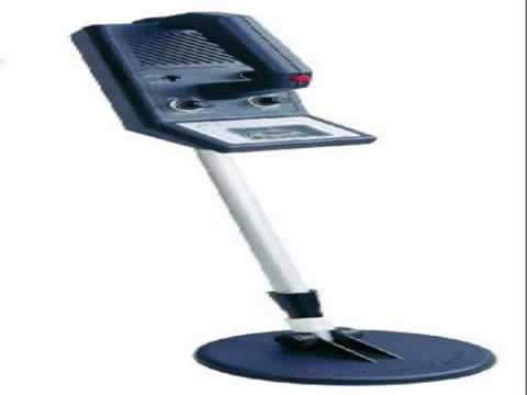 American Hawks Simple Metal Detector View Meter