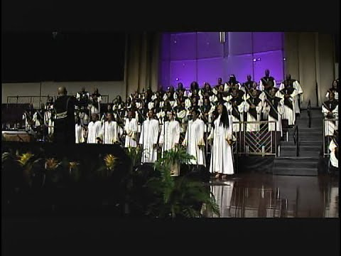 Search Me Lord / God Never Gave You What You Deserved - Young Adult Choir