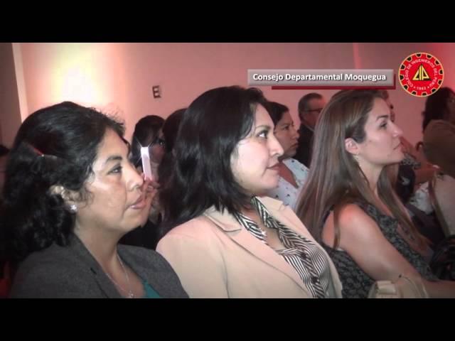 CIP-CD Moquegua  Dia internacional de la mujer