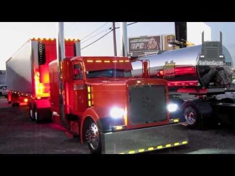 Грузовики Peterbilt Show Truck