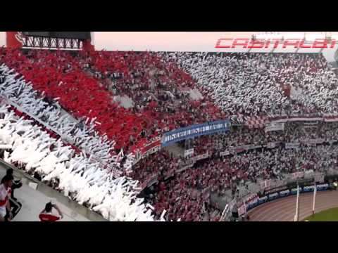 Video - PARA SER CAMPEON + FIESTA - River Plate vs Racing - Torneo Final 2014 - Los Borrachos del Tablón - River Plate - Argentina