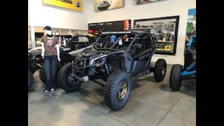 6. Maverick X3 XRS Turbo R by Can-am, built for serious riding.