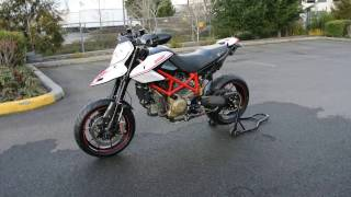 4. Ducati Hypermotard 1100 EVO SP