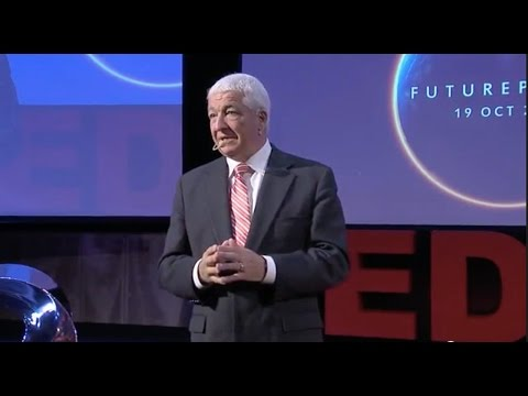 Body language, the power is in the palm of your hands | Allan Pease | TEDxMacquarieUniversity