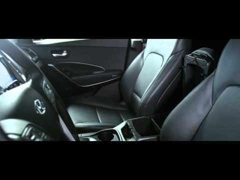 The 2013 Hyundai Santa Fe   Video Tour HD