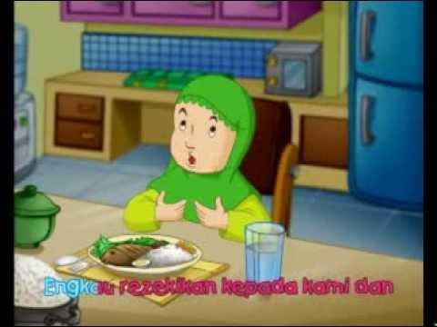 Download Video Belajar Berdoa  Untuk Anak Muslim