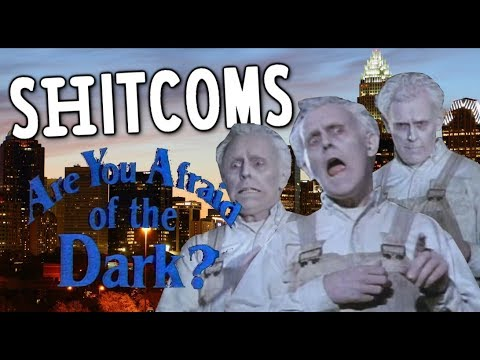 BORED... TO DEATH!!! - Are You Afraid Of the Dark |  Extra Spooky Riffcoms Halloween Special