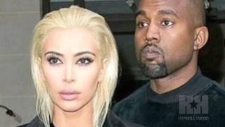 Kim Kardashian's Shocking New Blonde 'Do'