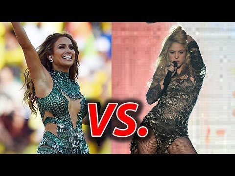 Jennifer Lopez & Pitbull World Cup 2014 Opening Ceremony: Better than Shakira's 2010 Performance?