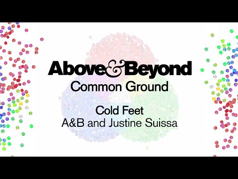 Above & Beyond & Justine Suissa - Cold Feet
