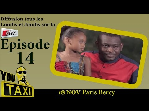 YouTaxi - Episode 14 - 30 Octobre 2017