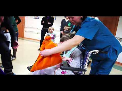 ФК «Кайрат» посетил Детский реабилитационный центр  «Мейірім»