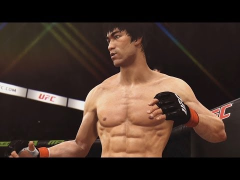 Lee - I am very pleased to announce our partnership with Electronic Arts in the new UFC video game for the next gen consoles. I hope you will watch the VLOG we di...