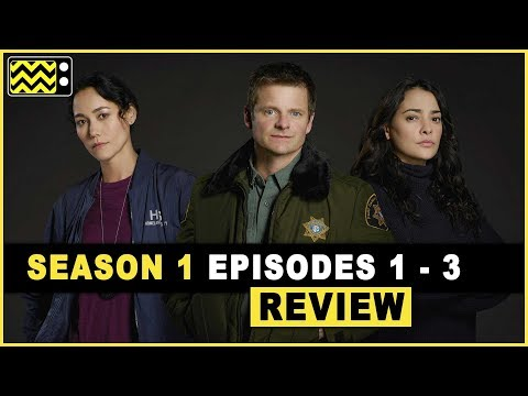 The Crossing Season 1 Episodes 1- 3 Review & Reaction | AfterBuzz TV