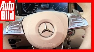 AUTO BILD  Quick Shot. Mercedes-Maybach S 650 Cabriolet 2016 by Auto Bild