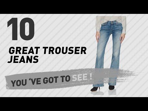 Trouser Women's Jeans // New & Popular 2017