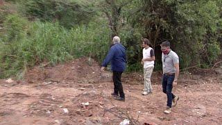 Cratera no Jardim Prudência em Bauru preocupa moradores