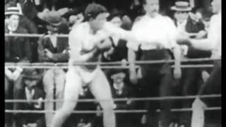 Jeffries vs  Fitzsimmons  1899
