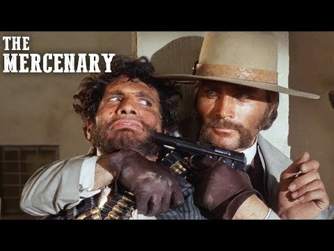 The Mercenary | WESTERN Movie | Full Length | Free YouTube Movie | HD
