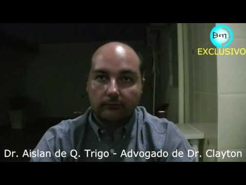 EXCLUSIVO - Dr Aislan Advogado de Dr Clayton Colavite revela alguns detalhes do dia do Homicídio, parte 1.