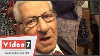 بالفيديو.. مكرم محمد أحمد: قرارات نقابة الصحفيين روتينية ويجب تصميم لوحة تذكارية لميادة أشرف